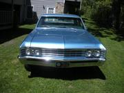 1967 Chevrolet 6cyl. Chevrolet Chevelle 300 deluxe